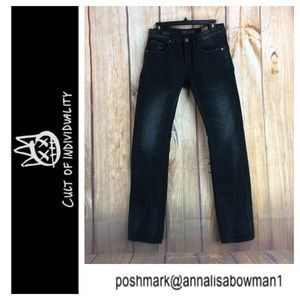 ⭐️Men's Cult of Individuality REBEL STRAIGHT jean
